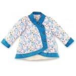 veste-fille-intersaison-coton-matelasse-velours-bleu-turquoise-fleuri-liberty