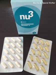 Complément grossesse 2 Nu3 (produit offert)