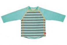 Tee shirt anti uv rayures Aqua Lässig