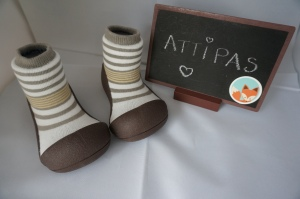 chaussures Attipas Natural Herb
