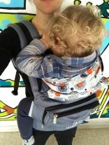 Porte bébé Air Love & Carry