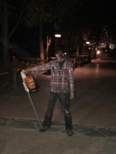 Halloween à Walibi