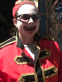 Manoir hanté Halloween Walibi